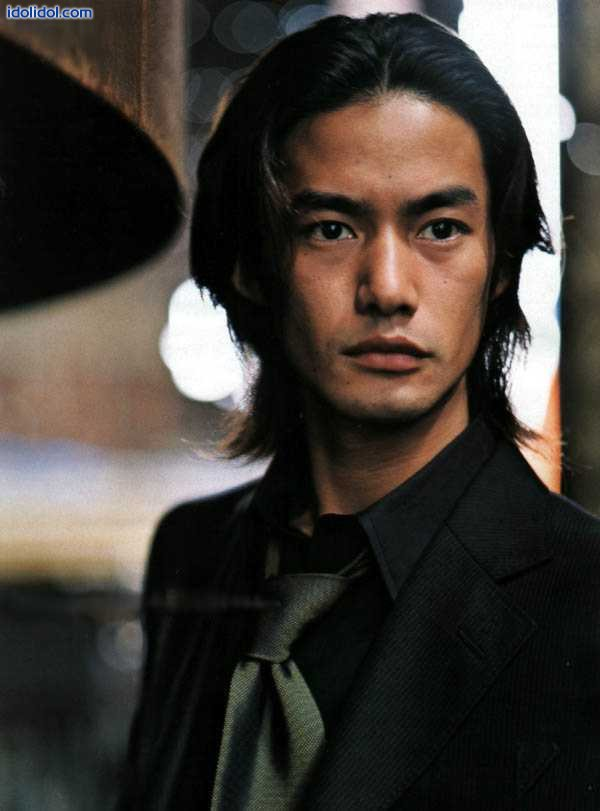 Takenouchi Yutaka profile